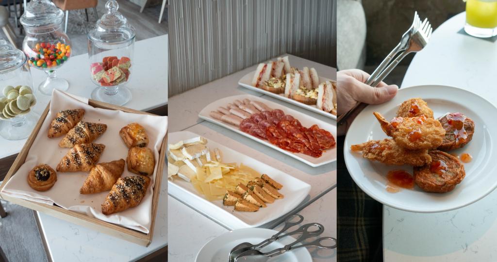 千禧新世界香港酒店_New-World-Millennium-Hong-Kong-Hotel_lounge-food