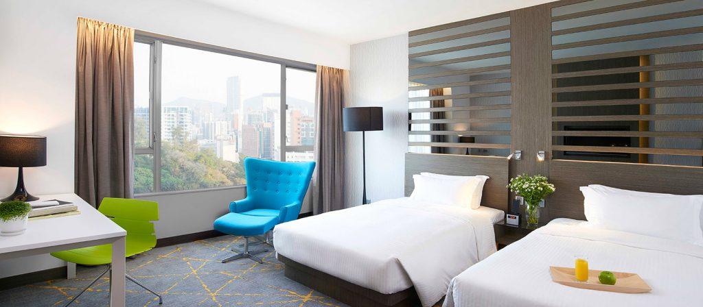 城景國際 The Cityview _尊貴客房 Premier_Room