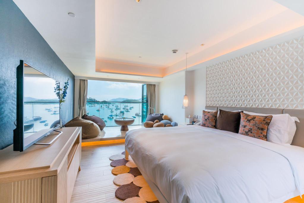 西貢The-pier-hotel_尊貴海景房Premium-Ocean-Front-Room
