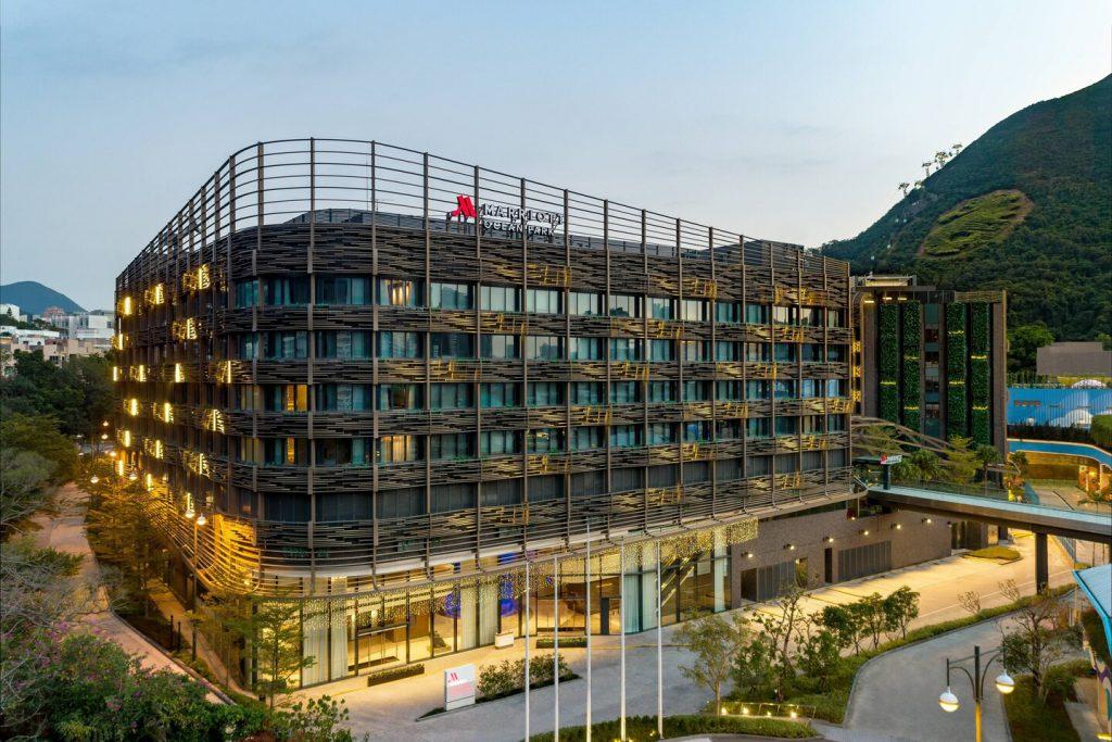 海洋公園萬豪酒店 Hong Kong Ocean Park Marriott Hotel