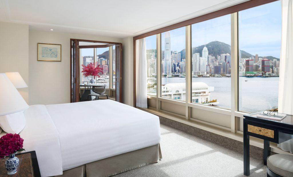 皇家太平洋酒店-The-Royal-Pacific-Hotel-and-Towers-Room尊尚海景套房