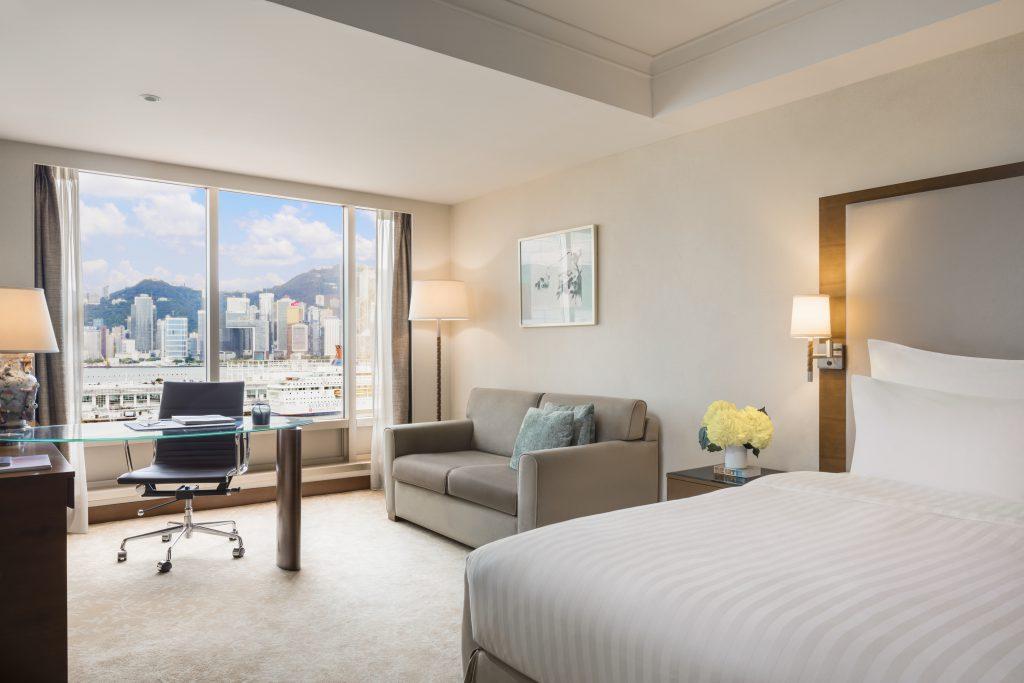 皇家太平洋酒店-The Royal Pacific Hotel and Towers-Room-豪華海景客房