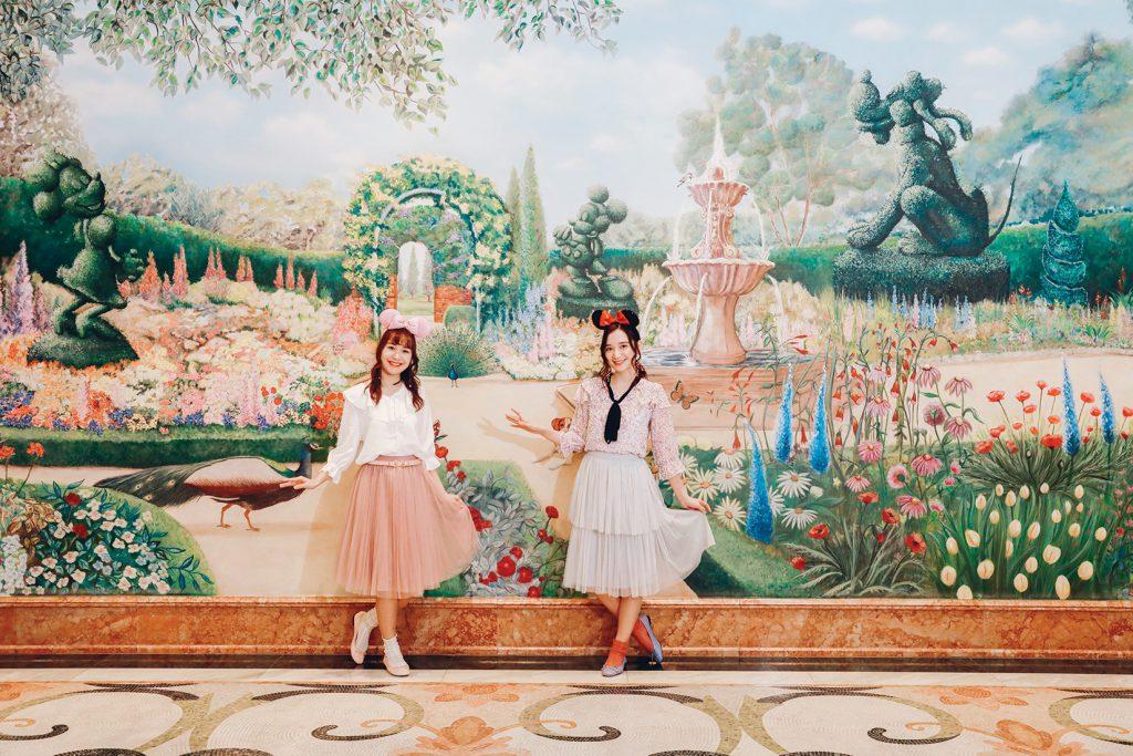 Staycation_酒店_Disney_迪士尼_打卡_photo spot